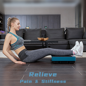 Relax Whole Body & Relieve Pain
