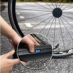 mini air compressor tire inflator