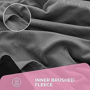 Thermal Underwear Inner Fleece