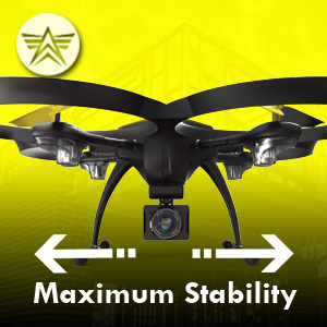 Maximum Stability Drone