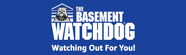The Basement Watchdog is watching out for you.
