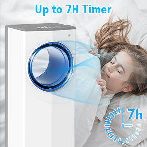 Up to 7 H Timer