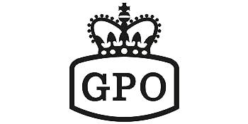 logo GPO Retro de