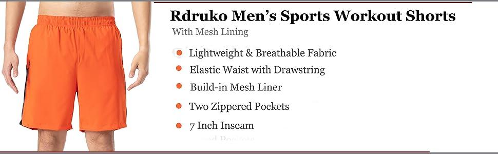 Rdruko Shorts