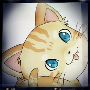 Cheeky Anime Cat