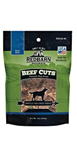 Redbarn Beef Cuts for Dogs