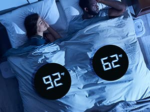 science sleep cooler temperature tech bed wellness recovery thermal control personal climate quality