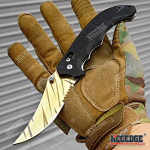 Fixed Blade Knife Tactical Blade
