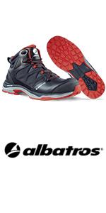 Albatros Ultratrail Black CTX Mid