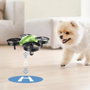mini remote control quadcopter