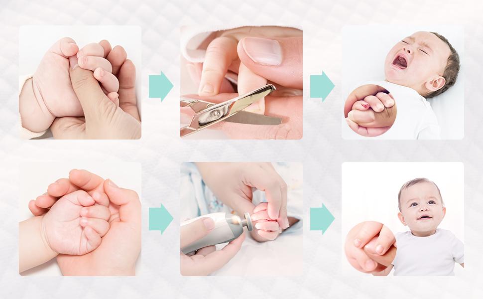baby nail file