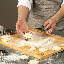 housewarming gift, large wood cutting board, extra large cutting boards for kitchen, carving board
