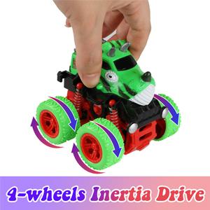 Powerful 4-wheel Drive