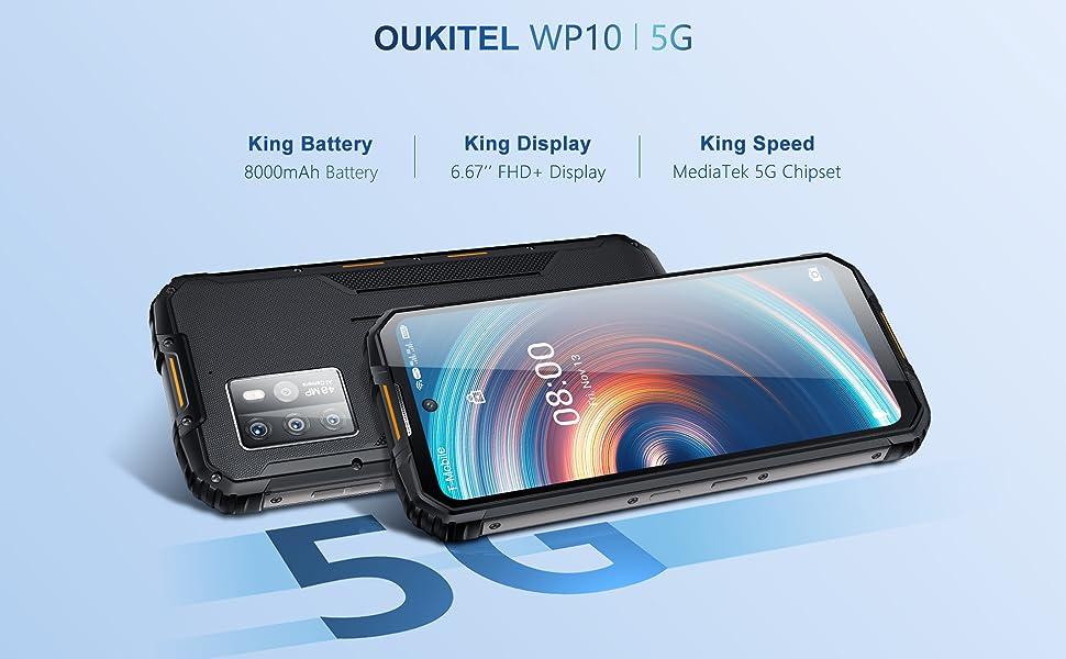 5G cellphone