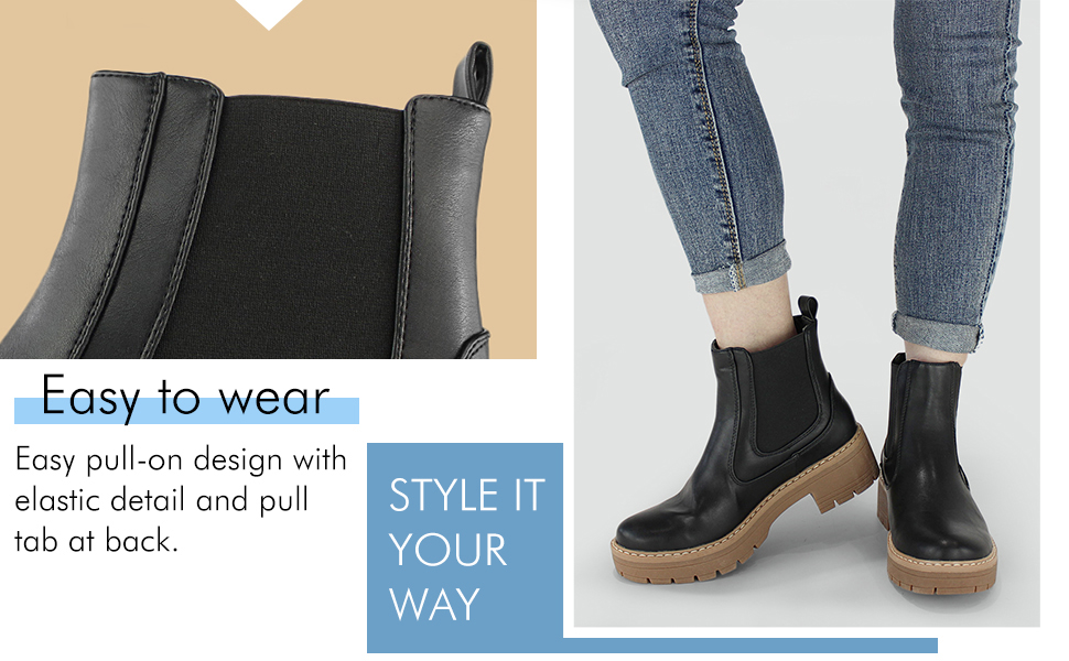 Easy to wear