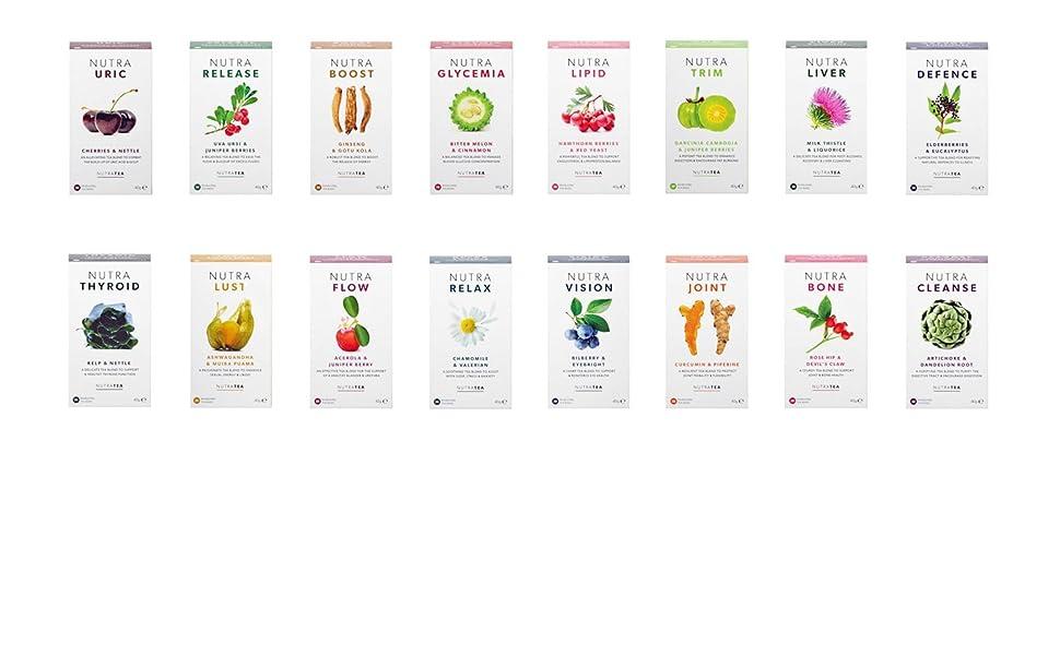 Nutra Tea Herbal Remedy Tea Health Benefits NutraTea Medicinal Tea