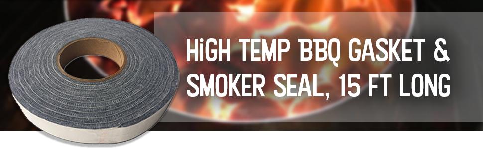 smoker, sealer, grill, lavalock, waterproof, smoker, silicon, outdoor, adhesive sealer, fireproof