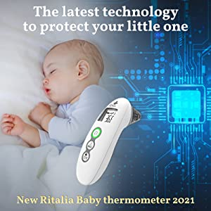 New Ritalia baby thermometer 2021 High accuracy