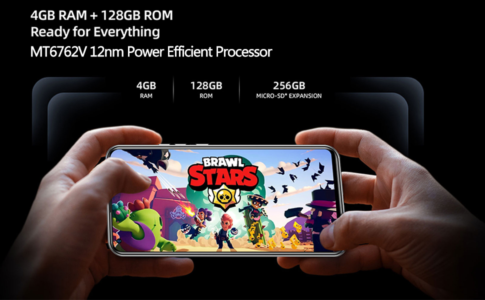4GB +128GB phone
