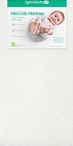 crib mattress mini
