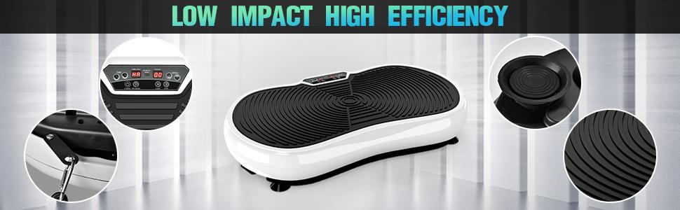 Fitness Vibration Power Plate