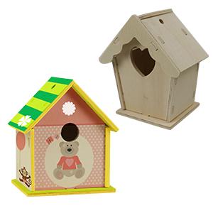 2 birdhouse