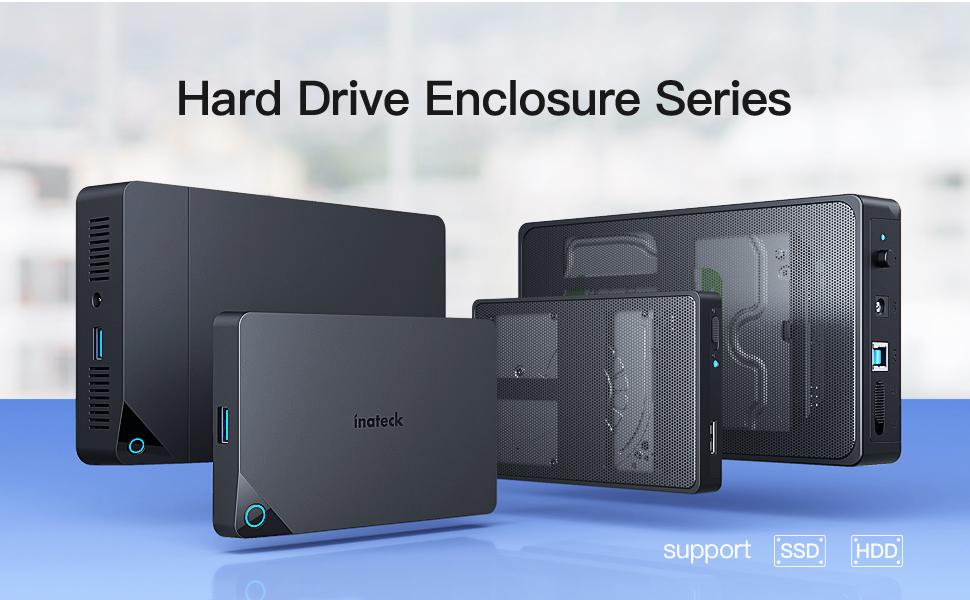 hard drive enclosure