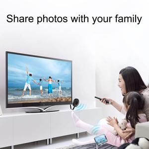 4K&1080P WiFi Display Dongle
