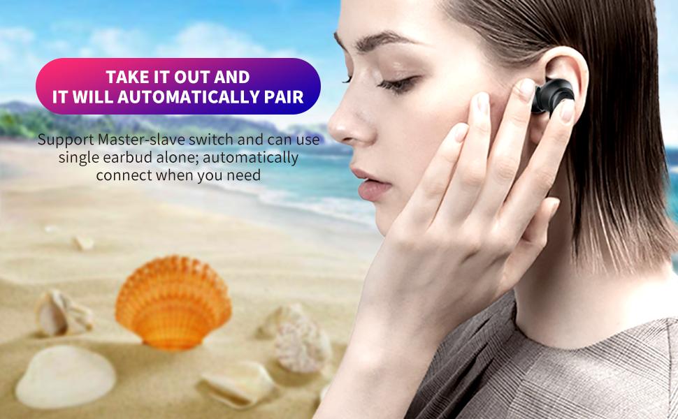 earphone tws headphone