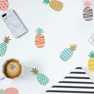Nordic Style Cartoon Pineapple