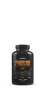 legion phoenix 100% natural caffeine-free fat burner