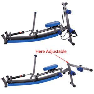 space saving rowing machine