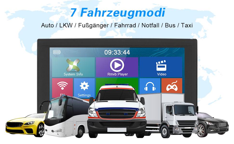 navigation wohnmobil mit navigation für navigation dvd mit navigation und rückfahrkamera lkw pkwgps