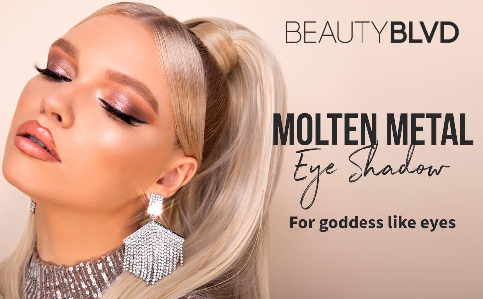 BeautyBLVD Molten Metal Glitter Eyeshadow