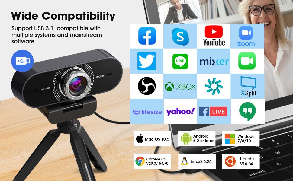 webcam for mac