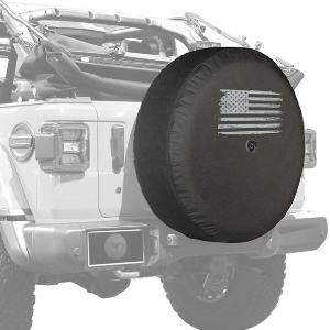 Distressed Tire Cover
