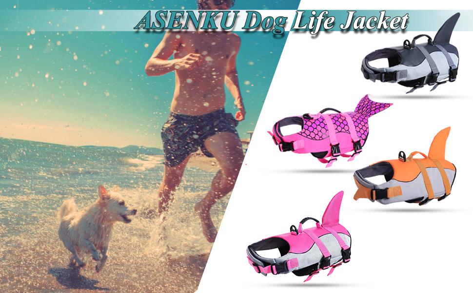 dog life vest for swimming