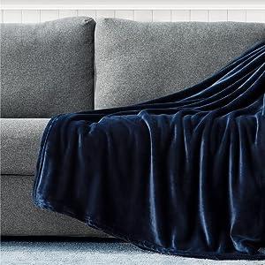 premium process of the Flannel Fleece Blanket
