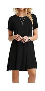 Casual Tshirt Dress