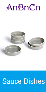 sauce dishes