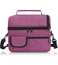 PuTwo Insulated Lunch Bag