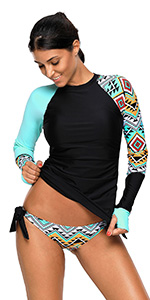 SailBee Womens One Piece Short Sleeves Contoured Front Zip Wetsuit Swimsuit