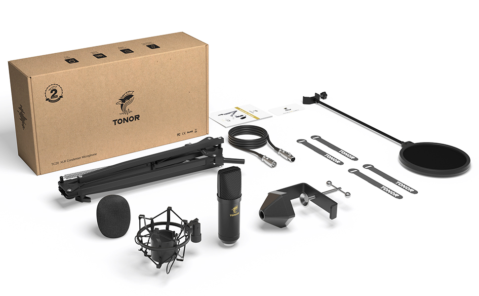 condenser microphone kit