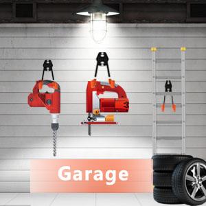 garage storage hooks