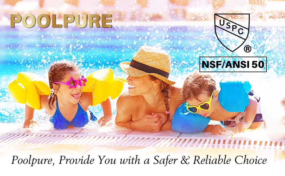 POOLPRE Pool amp; Spa Filter