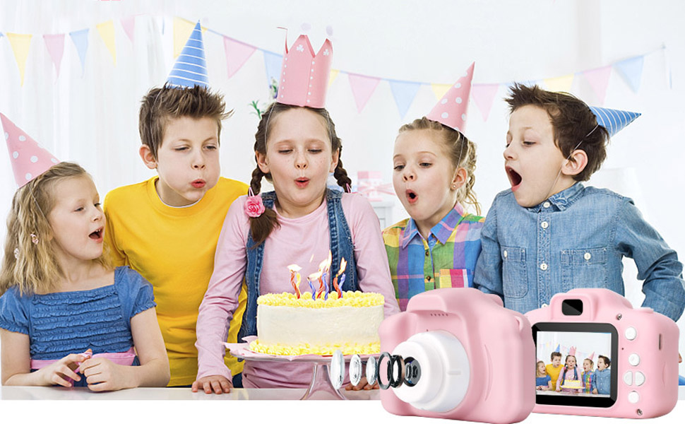 Record kids camera