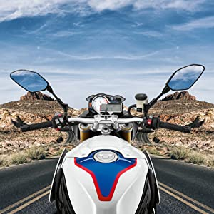 universal motorcycles mirrors