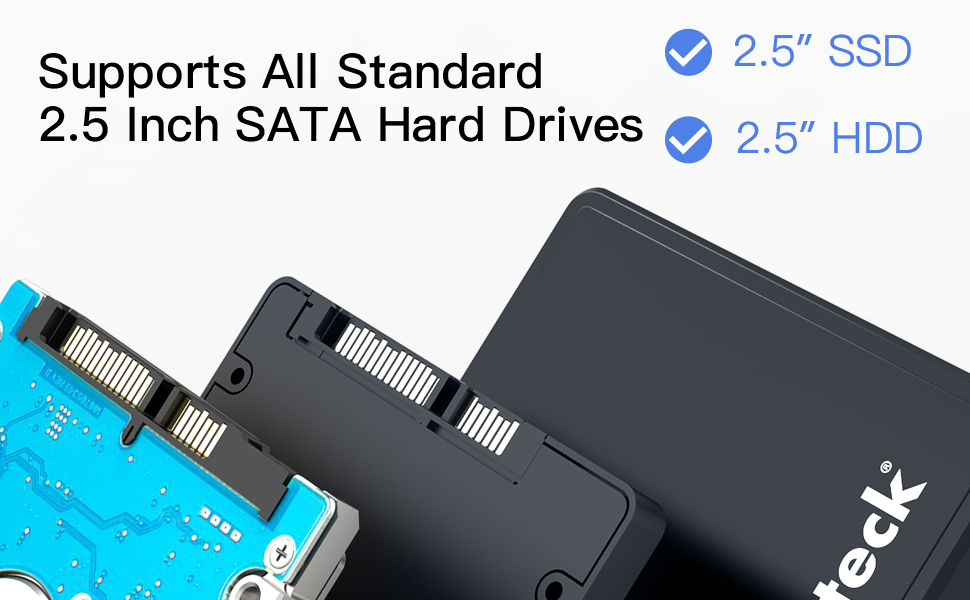 2.5 usb c hard drive enclosure
