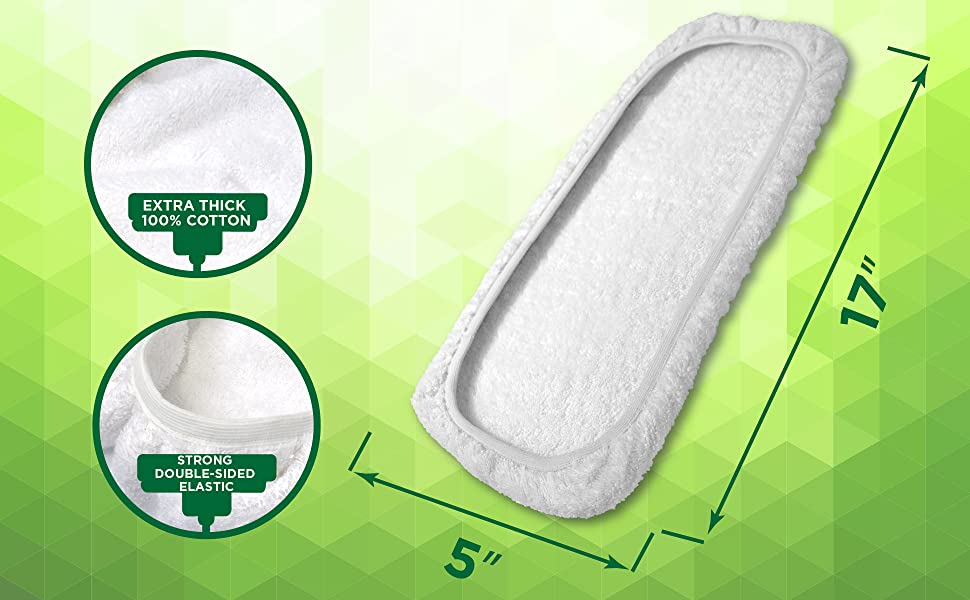 x-large mop pad