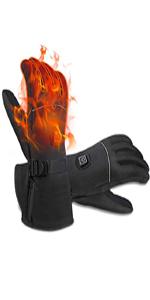 iMixCity Hommes Chauff/é Gilet Isol/é Veste,Thermique V/êtements de Chauffage /électriques dUSB pour Les Activit/és en Hiver